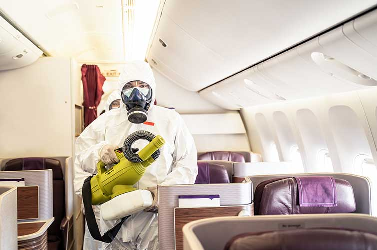 sanitizing-plane